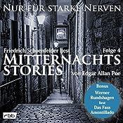Mitternachtsstories von Edgar Allan Poe (Nur für starke Nerven 4) | Edgar Allan Poe