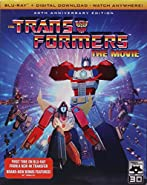 Transformers: The Movie (30th Anniversary Edition) [Blu-ray]