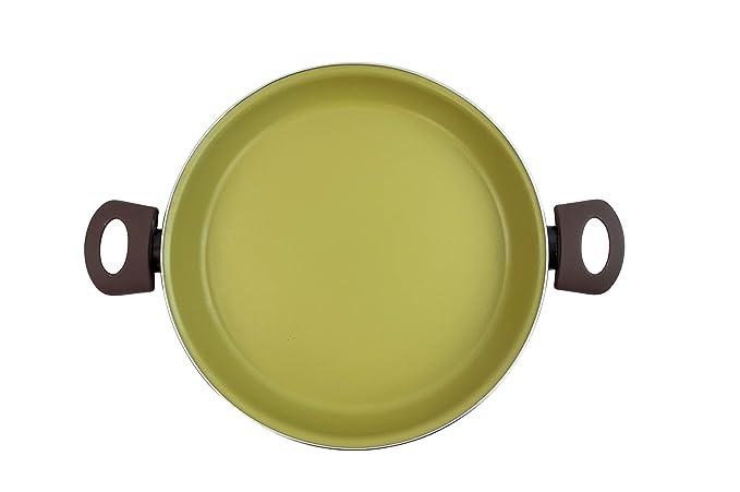 Magefesa Mediterranean Mediterrean Cuisine paellera 34 cm, Acero ...