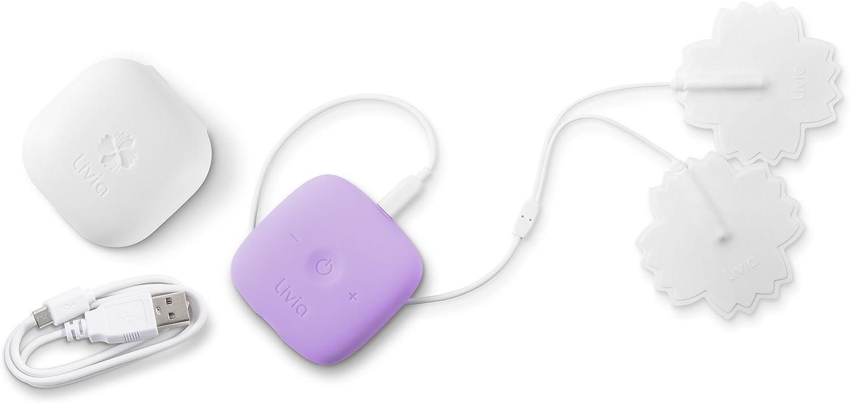 MyLivia Revolucionario tratamiento abdominal eléctrico Lavanda