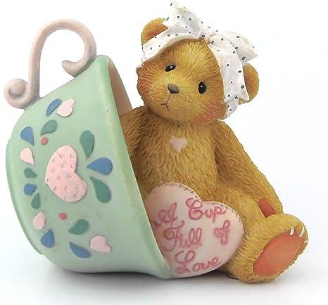 Cherished Teddies \u201cMadeline\u201d \u201cA Cup Full of Friendship\u201d