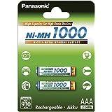Panasonic Eneloop SY3052821 - Pack de 2 pilas AAA