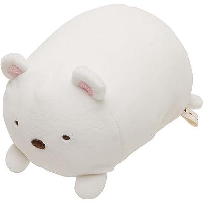 "San-x Sumikko Gurashi Super Squishy Plush 6"" Polar-bear: Toys & Games"