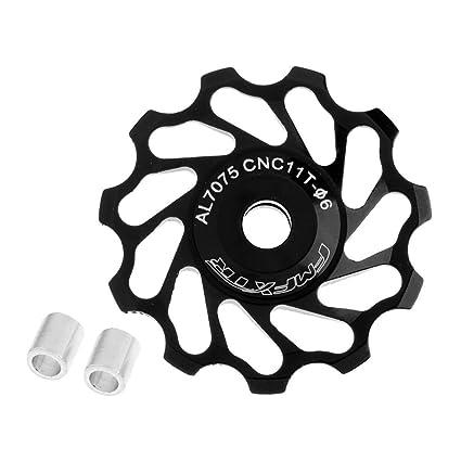 SGerste 11T MTB - Rodamiento de cerámica para bicicleta de carretera (8/9/
