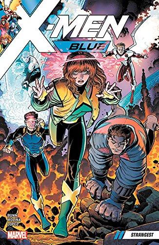 X-Men Blue Vol. 1: Strangest ()