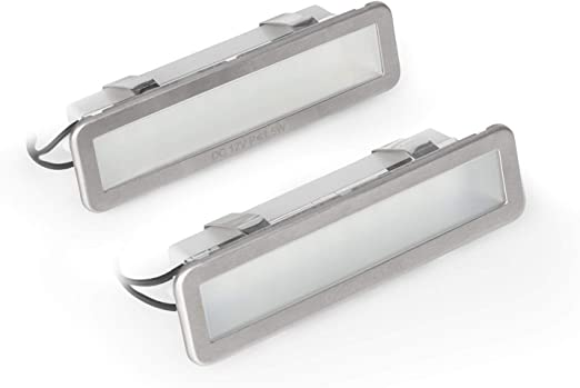 Klarstein Bombillas LED de recambio para la campana RGL60 y RGL90 - Juego de LEDs, 2 x 1,5 W: Amazon.es: Hogar