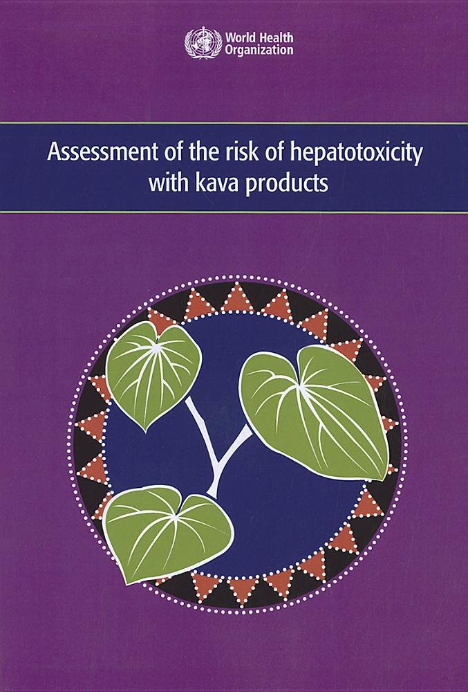 Read Online Assessment of the Risk of Hepatotoxicity with Kava Products ebook