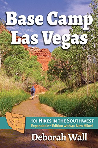 Activity Rock Books Camp (Base Camp Las Vegas: 101 Hikes in the Southwest)