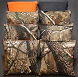 corn bags for hunting - CORNHOLE BEAN BAGS REALTREE Camo Camoflauge 8 ACA Real Tree Hunting Fishing Bags