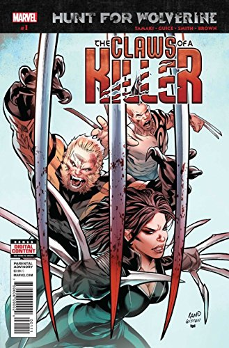 Hunt For Wolverine: Claws Of A Killer (2018) #1 VF/NM