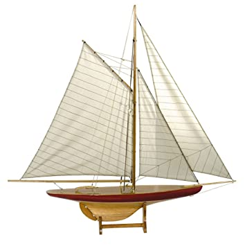 Amazon com : 1895 Defender Pond Yacht 37