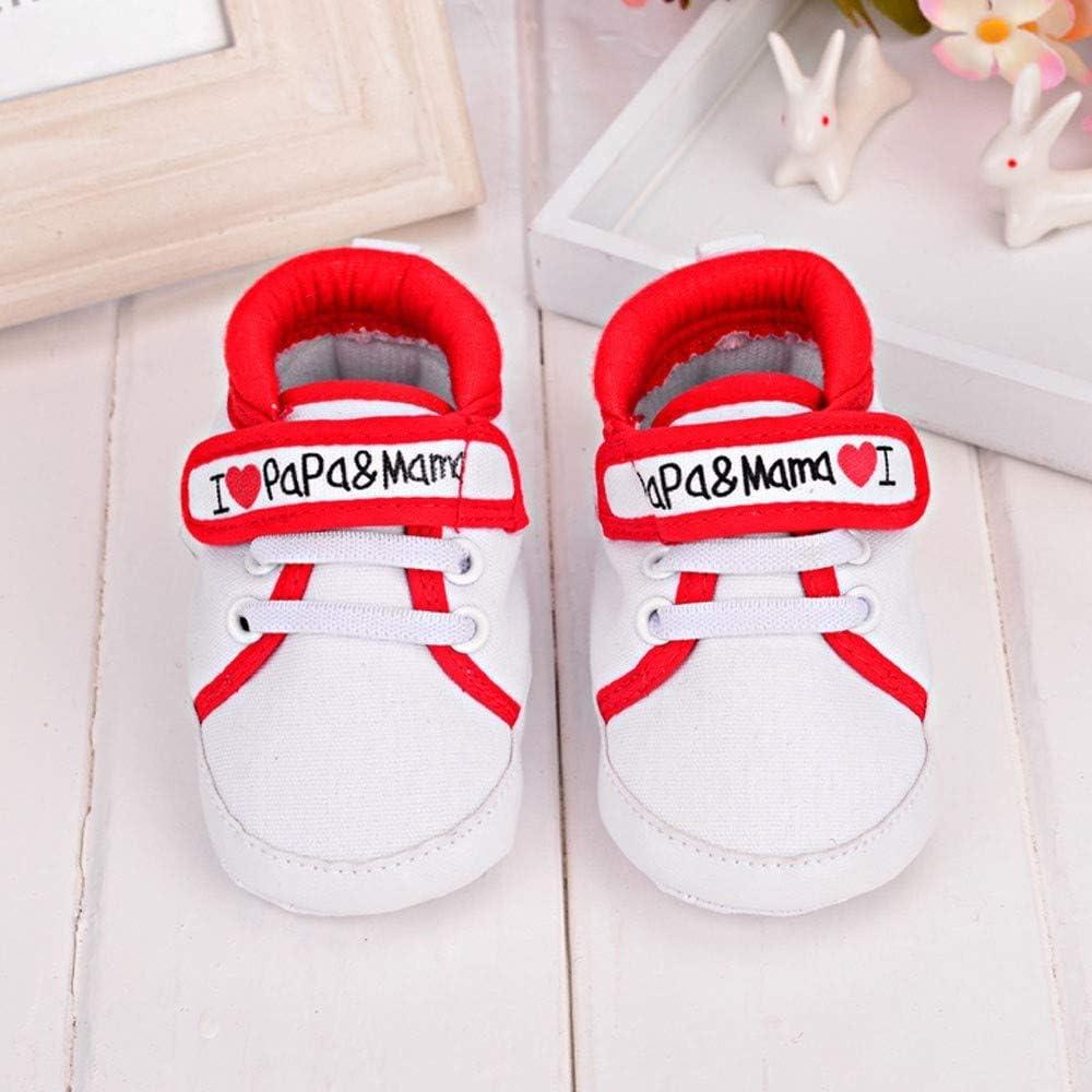 Alaso Chaussures Bébé Zapatillas de deporte para bebé de 0 – 6 ...