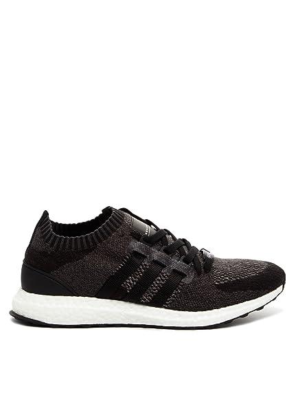 new styles 4ab20 1e99e adidas Originals Equipment Support Ultra Primeknit Boost Men's Sneaker  Black BB1241