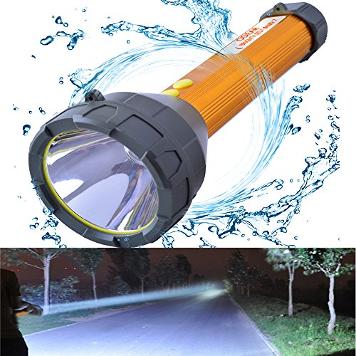 Odear Flashlight Household Rechargeable Led Flashlight Outdoor Special Searchlight with Side Lamp Mode for Camping Riding Outdoor Hiking Reading Housing Maintenance - Explosion Proof Level Switch