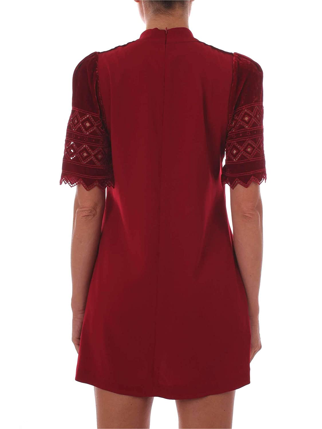 huge discount 2f6e7 7df20 Pinko Fashion Womens 1G13G8Y4Q2R52 Red Dress | Season Outlet ...