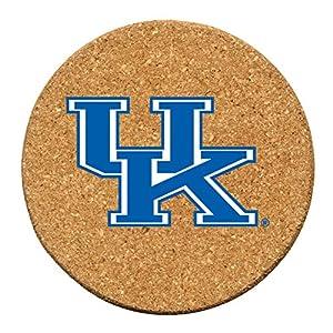 Thirstystone University of Kentucky Cork Coaster Set