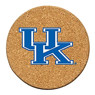 Thirstystone University of Kentucky Cork Coaster Set