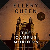 The Campus Murders: The Mike McCall Novels, Book 1 | Ellery Queen