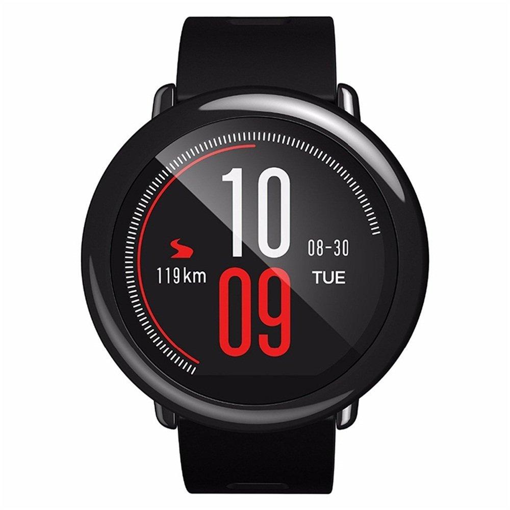 AMAZFIT Water Resistant Sports Smartwatch (English Vision-Black)