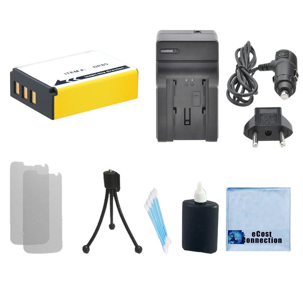 Amazon.com: Np-85 Batería de repuesto + Car/cargador de casa ...