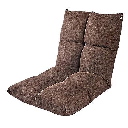 Amazon.com: Wapmvd Bed Computer Chair Back Lazy Single Small ...