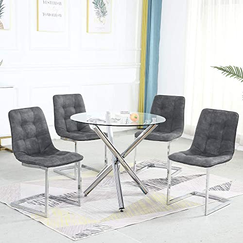 WENYU Dining Table Set - the best dining room set for the money