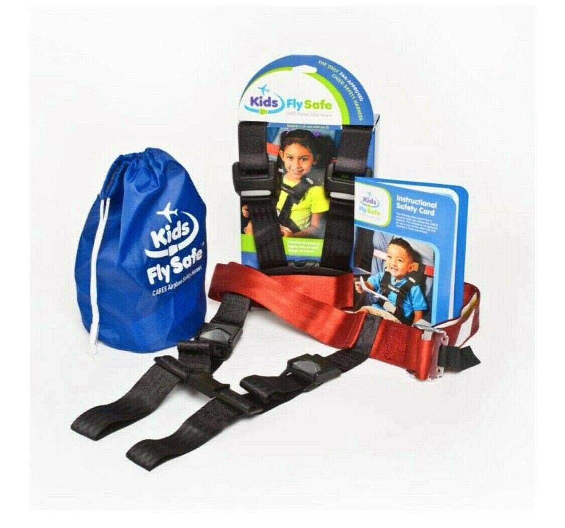 CARES Child Airplane Travel Harness- FAA Approved-Cares Safety Restraint System.