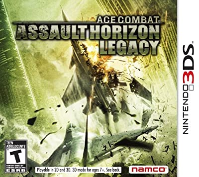 Ace Combat Assault Horizon Legacy from Namco