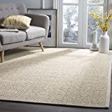 Safavieh Natural Fiber Collection NF525C Marble Sisal Area Rug (6′ x 9′) Review