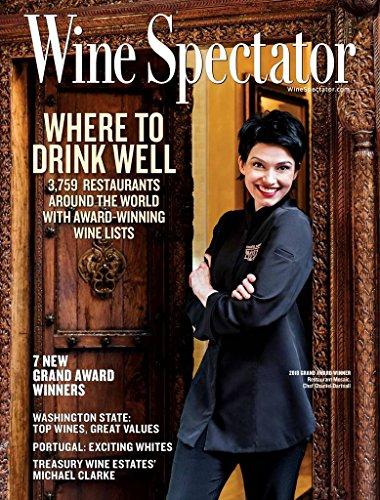 Wine Spectator Magazine - Wine Spectator
