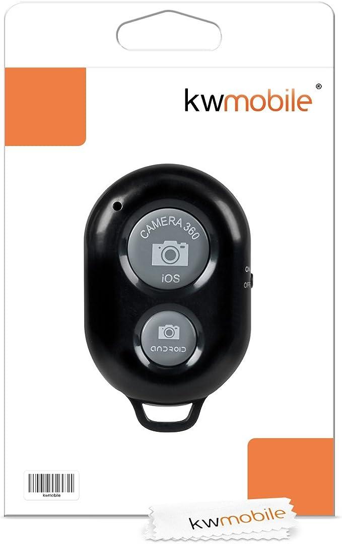 Canon Fernbedienung f/ür Smartphone Android und iPhone iOS Apple Selfie Android /& IOS Apple Ausl/öser f/ür Kamera Nikon Sony