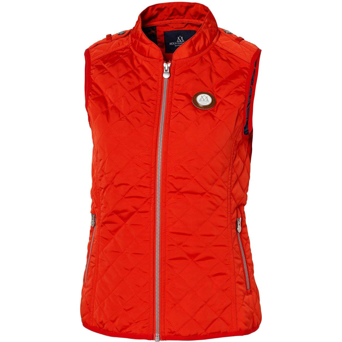 Mountain Horse OUTERWEAR レディース Small レッド B06XJ8CZZH