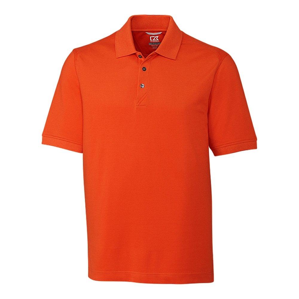 Cutter & Buck SHIRT メンズ B01M8QG2TP 3X Big|オレンジ(College Orange) オレンジ(College Orange) 3X Big