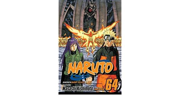 Naruto, Vol. 64: Ten Tails (Naruto Graphic Novel) (English ...