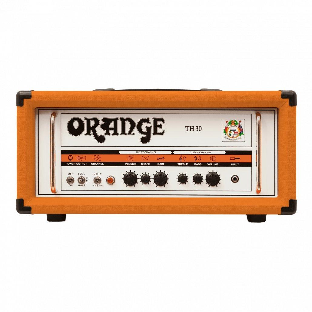 Orange TH30 30W All Analogue Twin Channel Amplifier Head, Orange by Orange