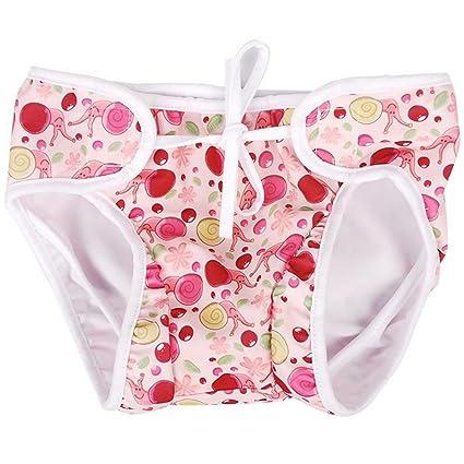 Cdet Pañal bañador Bebés trajes de baño anti-lado fugas niños impermeables pañales patrón de