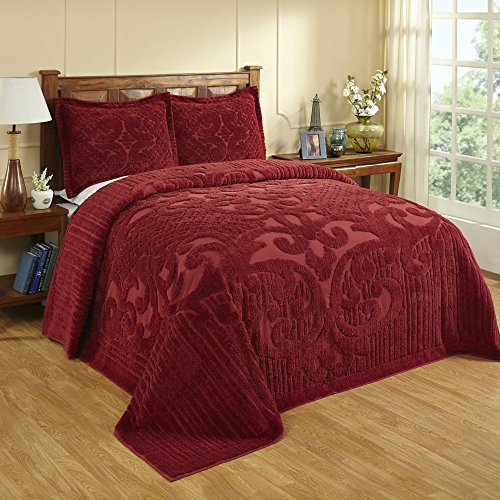 Better Trends/ Pan Overseas Ashton Bedspread, 102