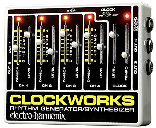 Electro-Harmonix Clockworks Electronic Drum Controller by Electro-Harmonix