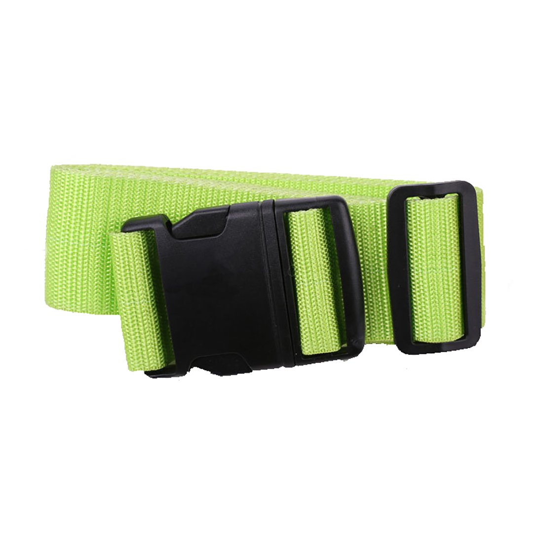 Flyshop 2 Pack Green Luggage Strap Suitcase Belt Travel Accessories
