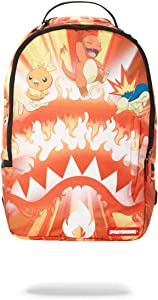 SPRAYGROUND BACKPACK POKEMON CHARMANDER FIRE SHARK