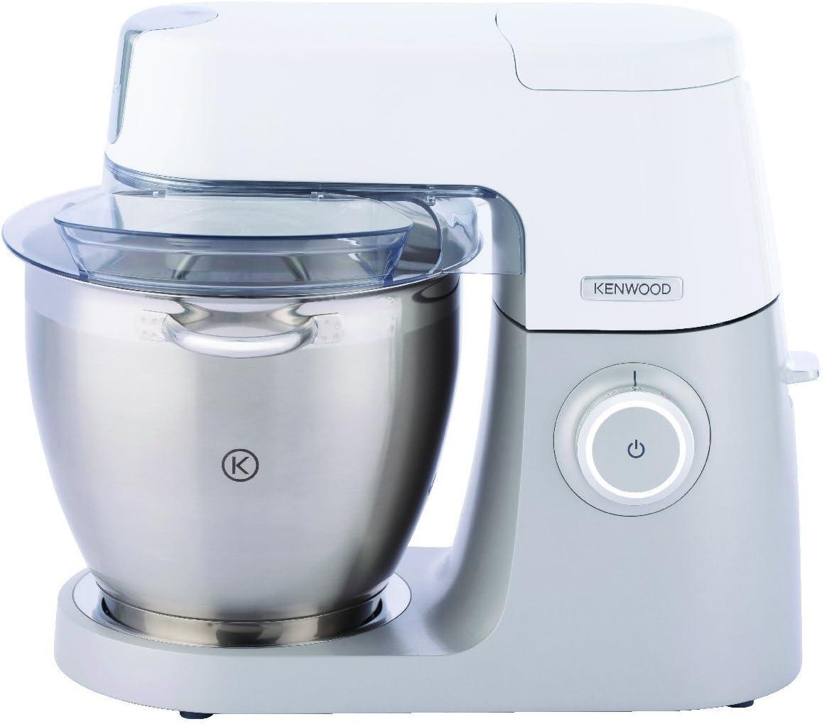 Kenwood KVC6010T Chef Sense, Robot de cocina, color plata: Amazon.es: Hogar