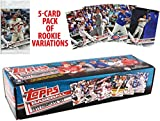 #3: 2017 Topps Baseball Complete Retail Factory Set (705 Cards) with 2 Aaron Judge Rookies