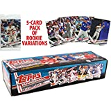 TRADING_CARDS_FACTORY_SEALED  Amazon, модель 2017 Topps Baseball Complete Retail Factory Set (705 Cards) with 2 Aaron Judge Rookies, артикул B073GKTXJP