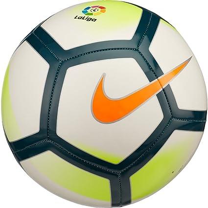 Nike Ll Nk Ptch Balón, Unisex Adulto, Blanco, S: Amazon.es ...
