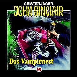 Das Vampirnest (John Sinclair 65)