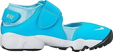 73e6de266e826 Nike rift (GS   PS) FILLES BASKETS BLEU - Chlorine bleu   white ...