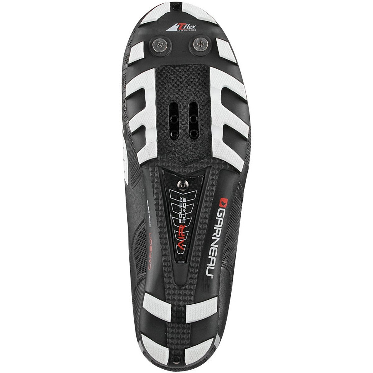 Amazon.com: Louis Garneau T-Flex LS 100 Mountain Bike Shoes Black-37: Shoes