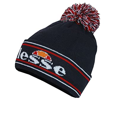 af09e2ec10b70e Ellesse Monza Beanie Hat Navy NAVY: Amazon.co.uk: Clothing