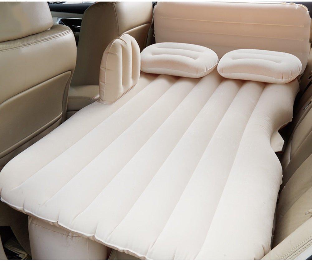 Luftmatratzen SUV Aufblasbare Matratze Auto Reisebett Rücksitz Camping Rücksitz Schlafen Kissen Auto Schock Bett