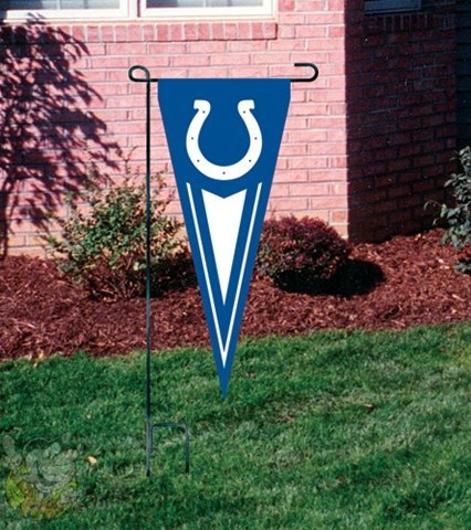 NFL Indianapolis Colts Yard Pennant - Indianapolis Colts Wall Pennant